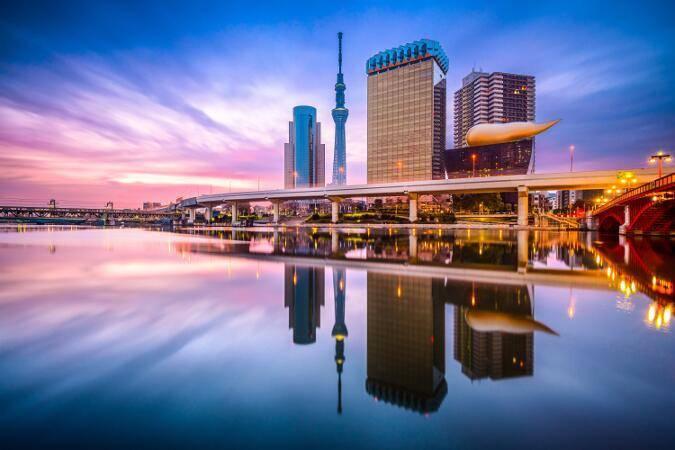 viajes a japon - tokyo sky tower