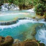 Laos Vietnam y Camboya - Cascada Kuang Si