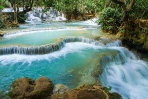Laos Vietnam Camboya