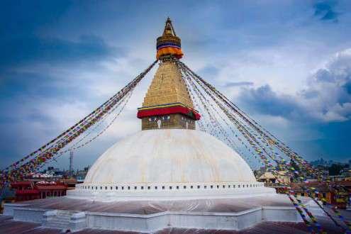 Combinado Nepal India