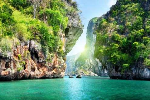Triángulo de Oro y playas de Phuket