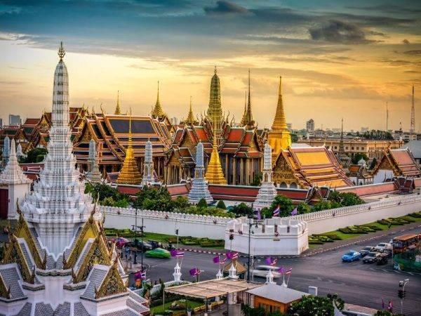 Viajes de aventura en Tailandia - Palacio real