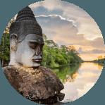 Grandes Viajes Camboya