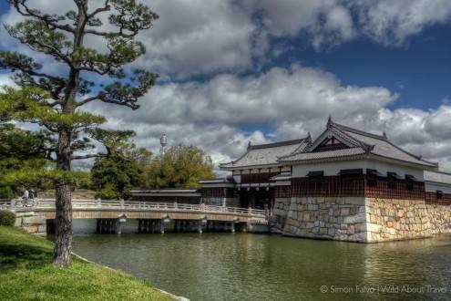 Que ver en Japón - Castillo de Hiroshima