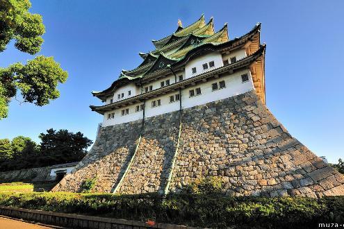 Que ver en Japón - Castillo de Nagolla