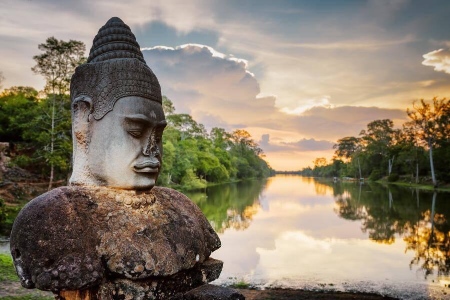 Combinado Vietnam y Camboya - Angkor