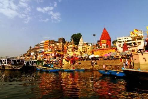 Viajes a la India - Que ver en la India - Benares - Rio Ganges