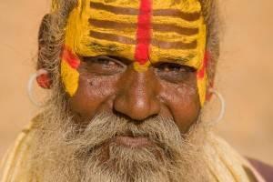 Viajes a la India - Que ver en India - Benares Sadhus