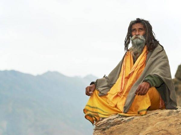 Combinado Nepal India - Benares Sadhus