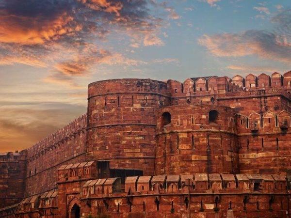 Viajes a la India - Que ver en la India - Agra - Fuerte Rojo