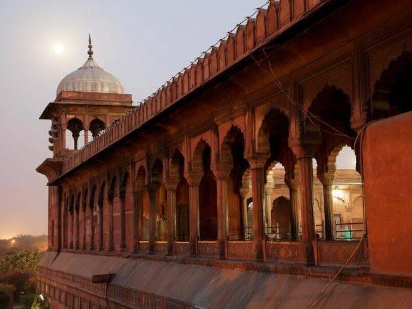 Nepal India - Jama Masjid