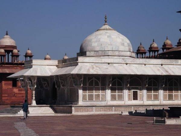 Triangulo de la India - Fatehpur Sikri