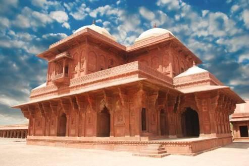 Viajes a la India - Que ver en la India - Fatehpur Sikri