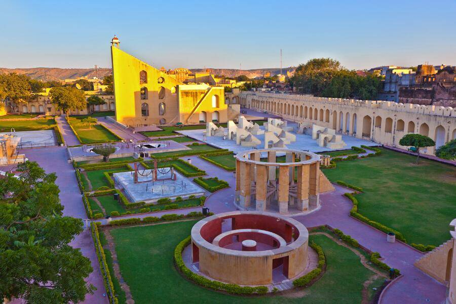 Viajes a la India - Que ver en la India - Japiur Observatorio Astronómico