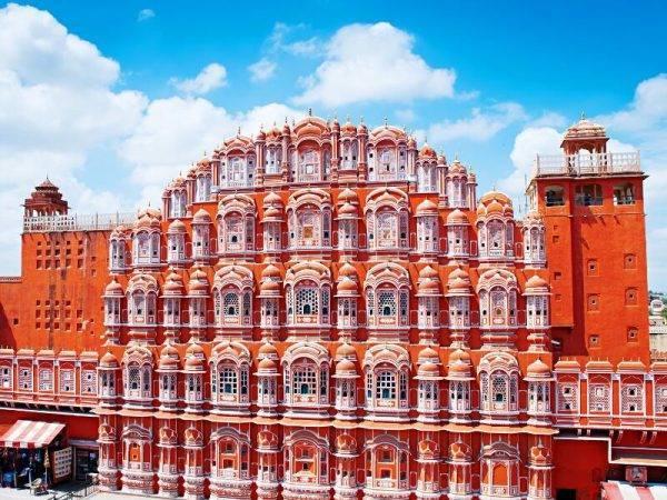 Viajes a la India y Nepal - Jaipur Palacio de los Vientos