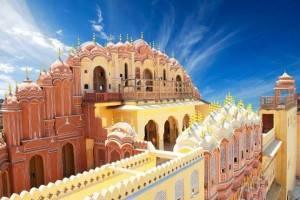 Viajes a la India - Que ver en la India - Jaipur - Palacio de los Vientos