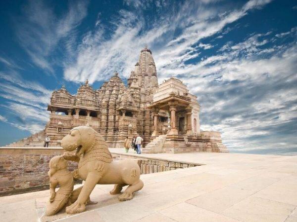 Triangulo de la India - Khajuraho - Templos sexo