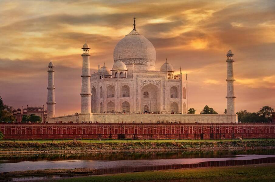 Viajar a India - Taj Mahal