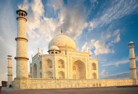 Combinado Nepal India - Taj Mahal