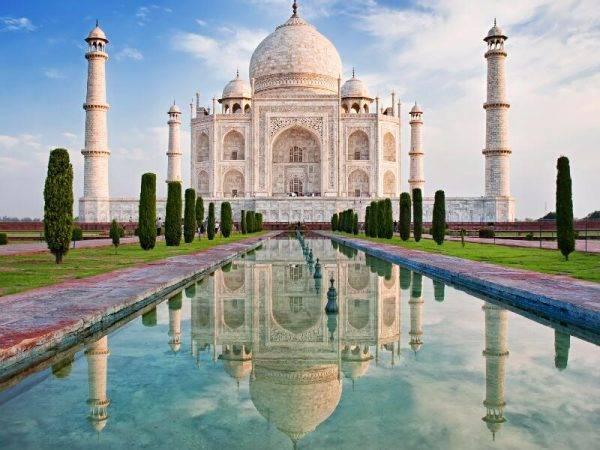 Viajes a la India - Que ver en la India - Taj Mahal