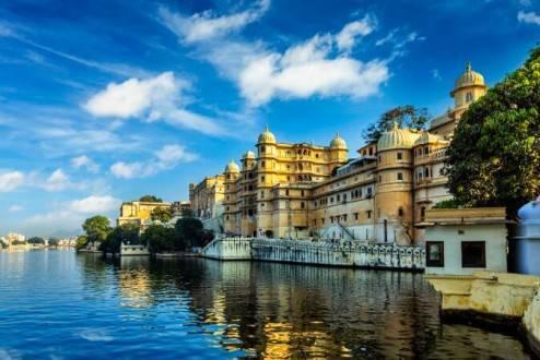 Viajes a la India - Que ver en la India - Udaipur - Palacio