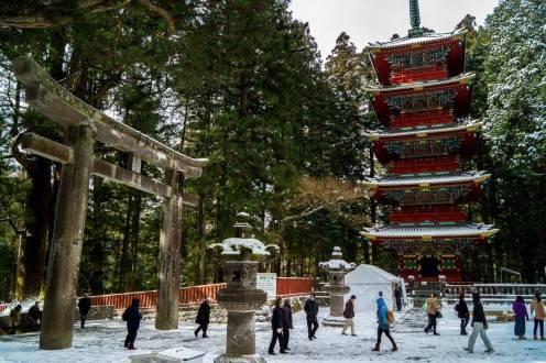 Que ver en Japón - Nikko Pagoda Toshogu