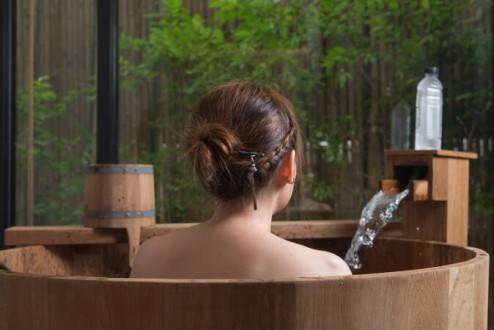 Que ver en Japón - Hakone baños Osen