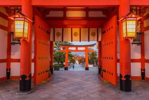 Lo Mejor de Japón - kioto Inari