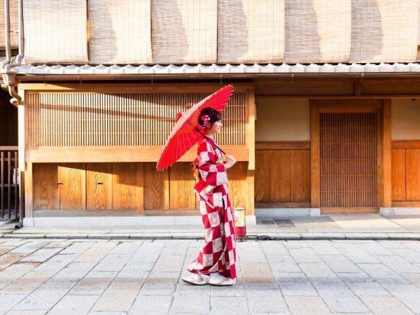 Viajes a Japón - Que ver en Japón - Kioto Geisha