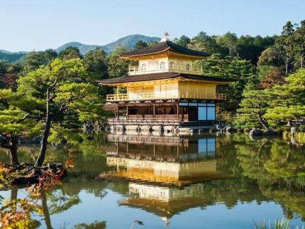 Viajes a Japón - Que ver en Japón - Kioto Kinkaju