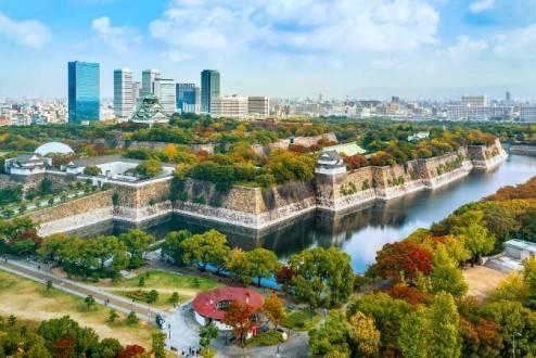 Que ver en Japón - Castillo de Osaka