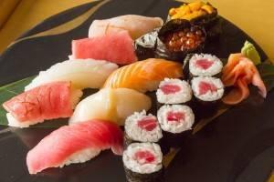 Viajes a Japón - Que ver en Japón - Sushi