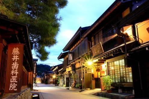 Que ver en Japón - Calle de Takayama