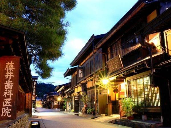 Lo Mejor de Japón - Takayama Calle