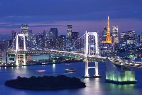 Que ver en Japón - Bahia Tokio