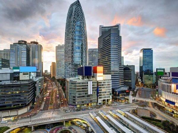 Viajes a Japón - Que ver en Japón - Tokio Shinjuku