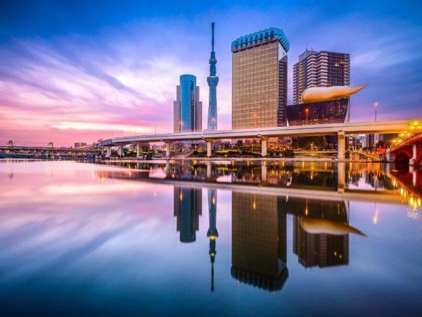 Viajes a Japón - Que ver en Japón - Tokio Sky tower
