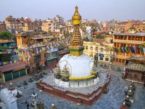 Viajes a Nepal India