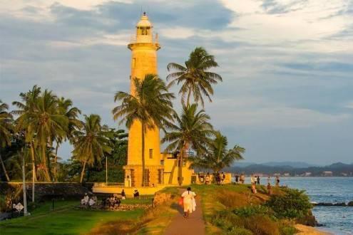 Que ver en Sri Lanka - Fuerte de Galle