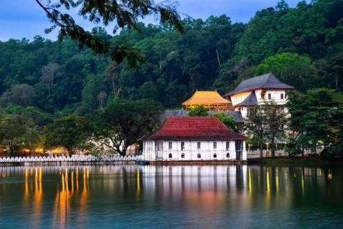 Que ver en Sri Lanka - Kandy