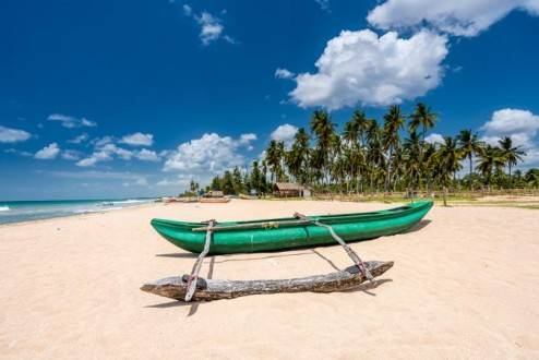 Que ver en Sri Lanka - Playa Trincomalee