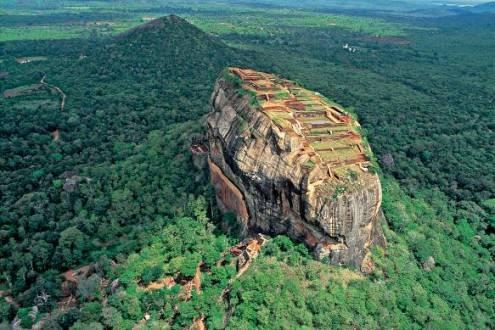 Que ver en Sri Lanka - Roca fortaleza Sigiriya