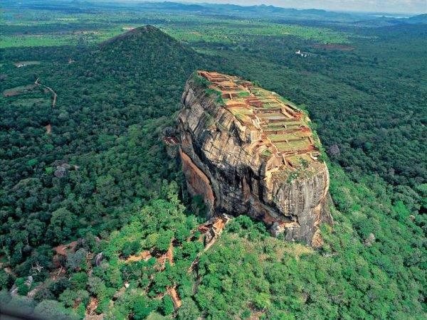 Sri Lanka de Norte a Sur - Roca fortaleza Sigiriya