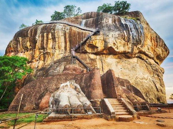 Viajes a Sri Lanka - Que ver en Sri Lanka - Roca fortaleza