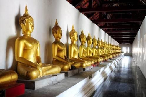 Que ver en Tailandia - Wat Phra Sri Ratana