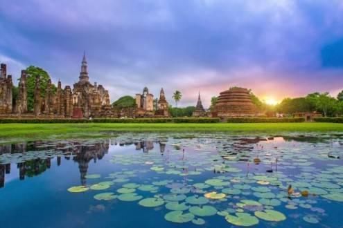 Tailandia de Norte a Sur - Centro Arqueológico
