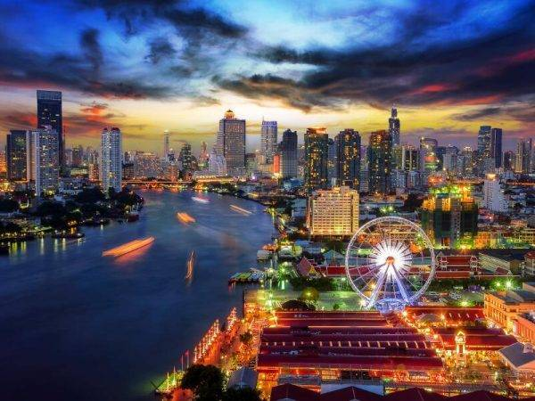 Tailandia al completo - Bangkok