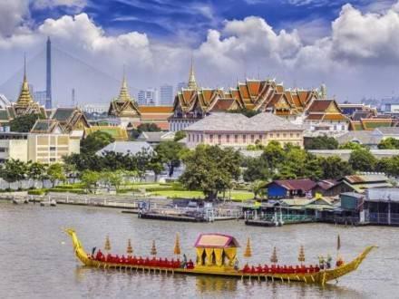 Viajes a Tailandia - Que ver en Tailandia - Bangkok Palacio Real