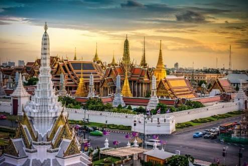 Que ver en Tailandia - Bangkok Palacio Real