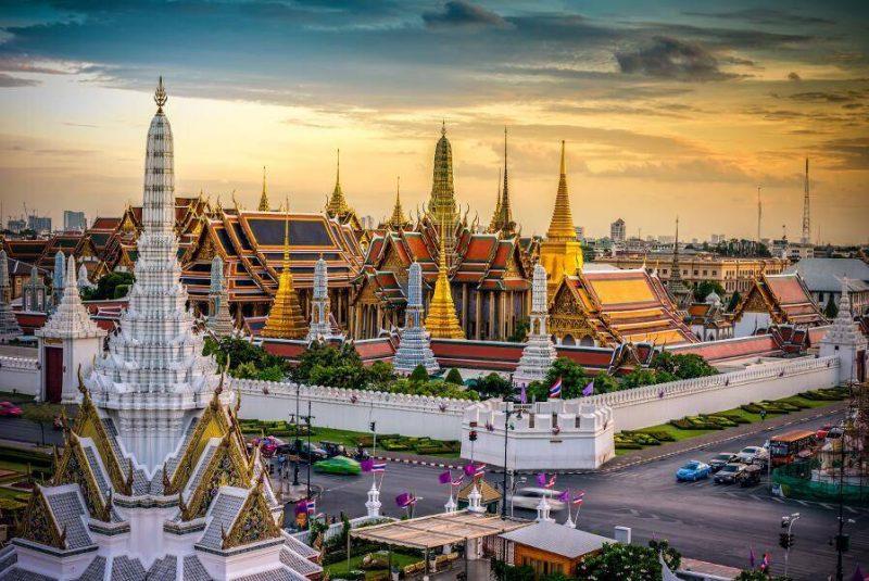 Tailandia - Bangkok Palacio Real